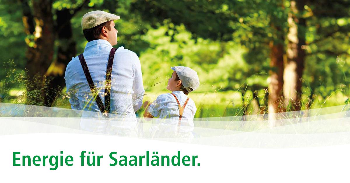 100% Ökostrom für Saarländer